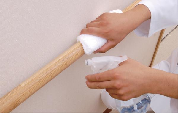 拭き掃除にのサムネイル